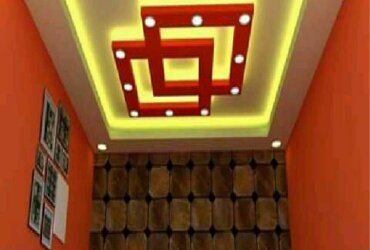GYPSUM CEILING DESIGNS AND INSTALLATION