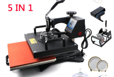 5in1 Heat Press Machine for sale in Uganda